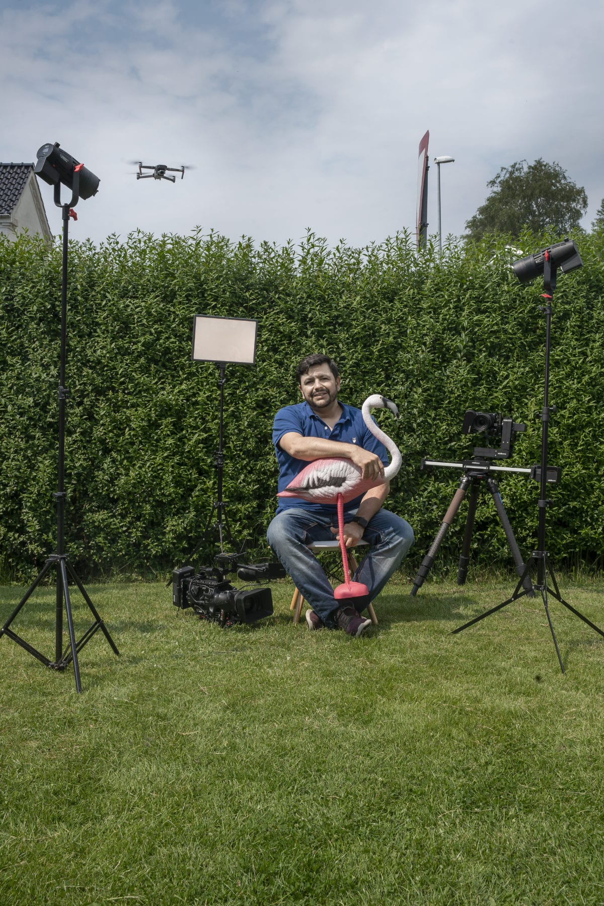 """Fra fotograf til chauffør: """"Jeg kan ikke overskue at basere et freelanceliv heroppe. 2"""