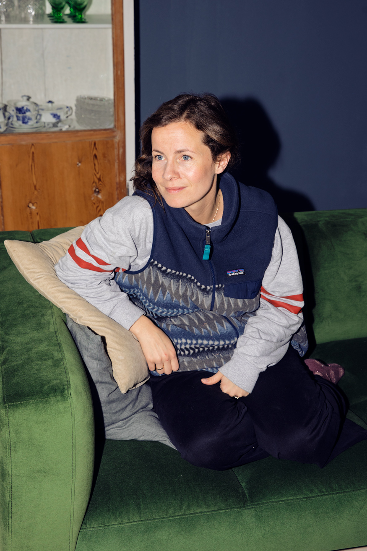 """Karen Straarup Møller: """"Uanset om du er journalist eller redaktør eller chef, tror jeg, du har godt af at komme ud i virkeligheden. Helt ud"""""""