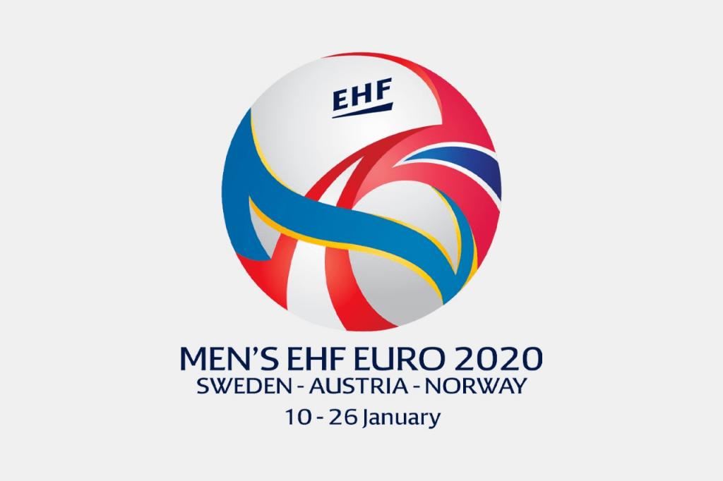 Anmeldelse: Håndbold-EM's logo og grafik er det rene volapyk