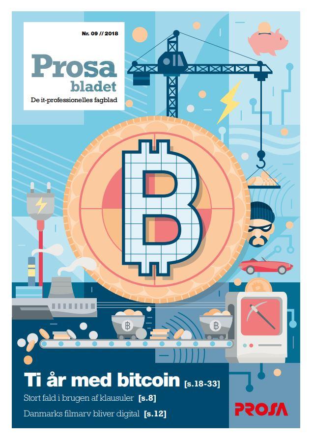 Prosabladet har fået nyt design - sådan har bladet ændret sig over 50 år 6