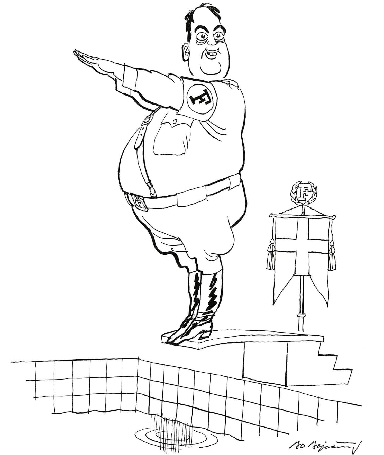 """<span class=""""rodt"""">Claus Seidel:</span> """"Når det handler om ulykke og død, så er der mange ting, vi har svært ved at tegne"""""""