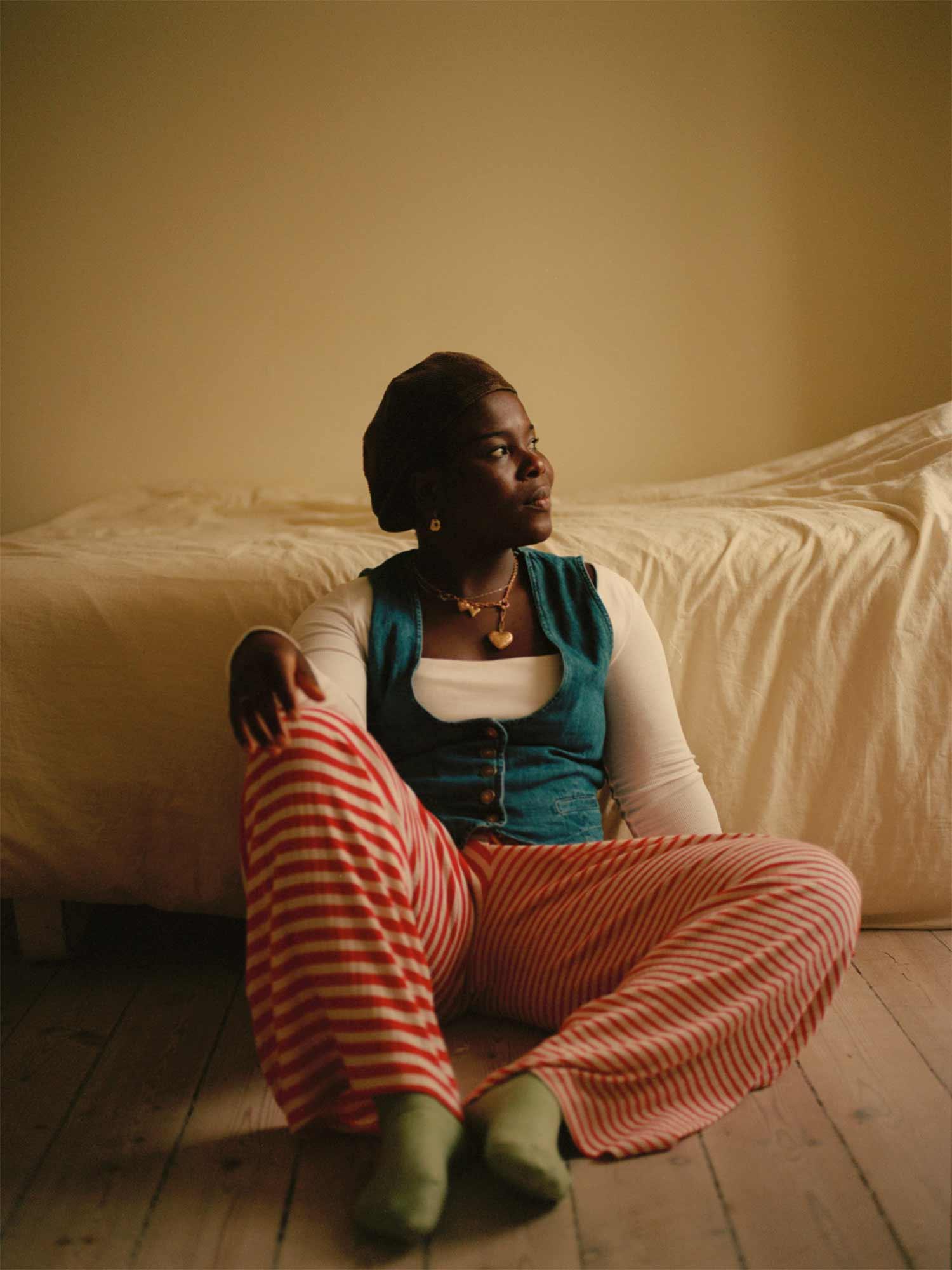 """<span class=""""rodt"""">Lucia Odoom:</span> """"Man bliver nødt til at finde ud af, hvad ens eget oprør er"""""""