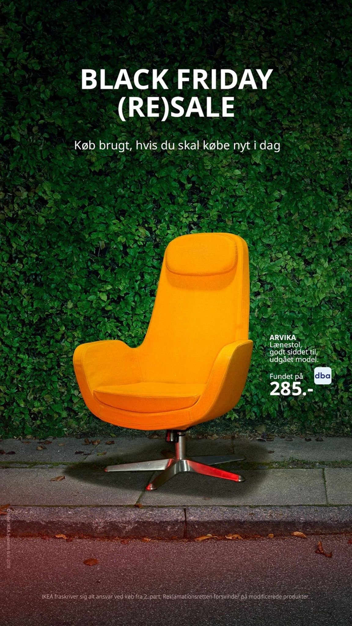 IKEA vinder kommunikationspris for omvendt Black Friday-kampagne 1