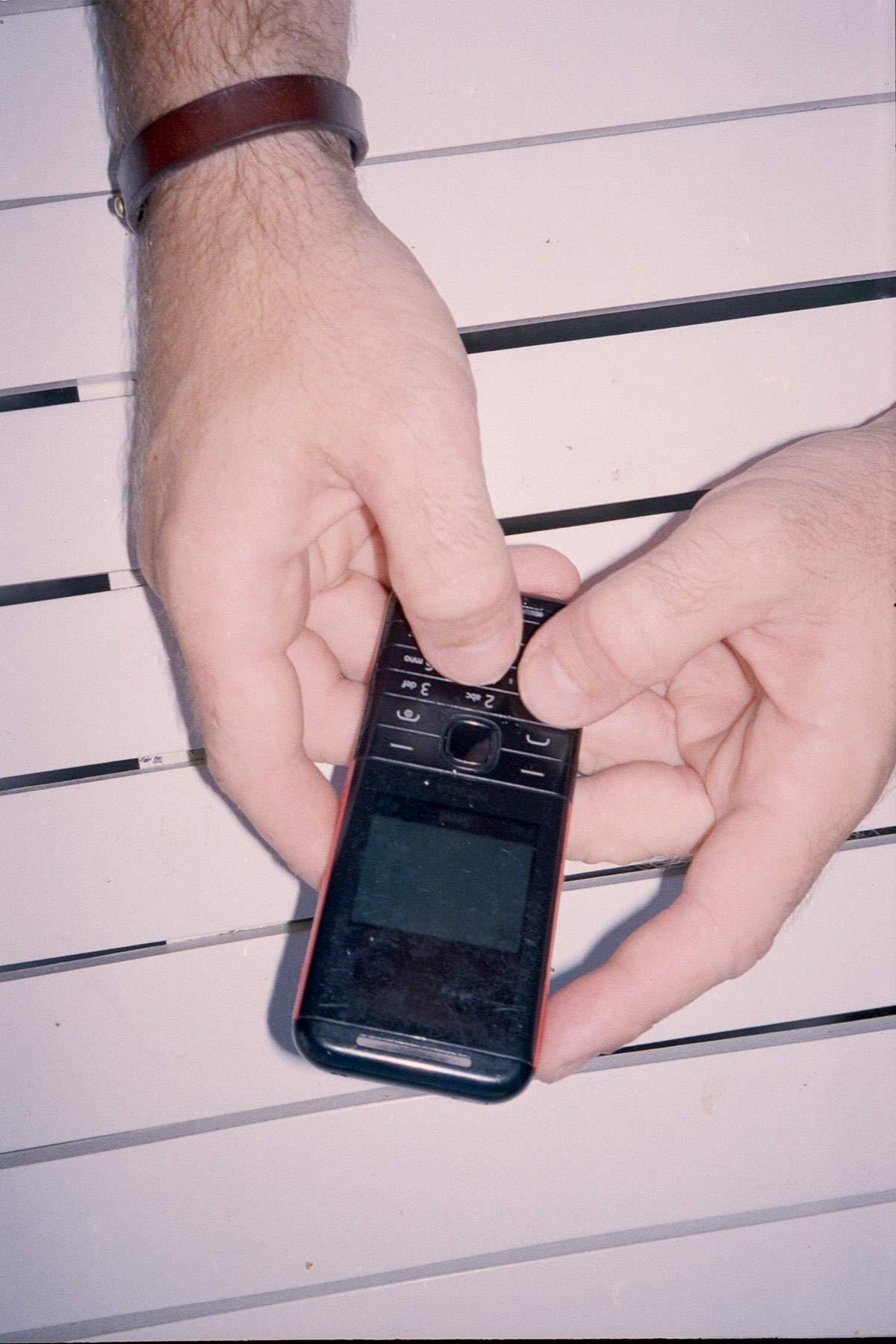 Farvel til iPhone og hej til Nokia: Mette og Morten lever bedre uden 2