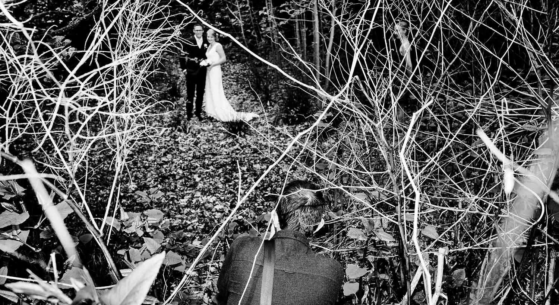 fjolle billede bryllup