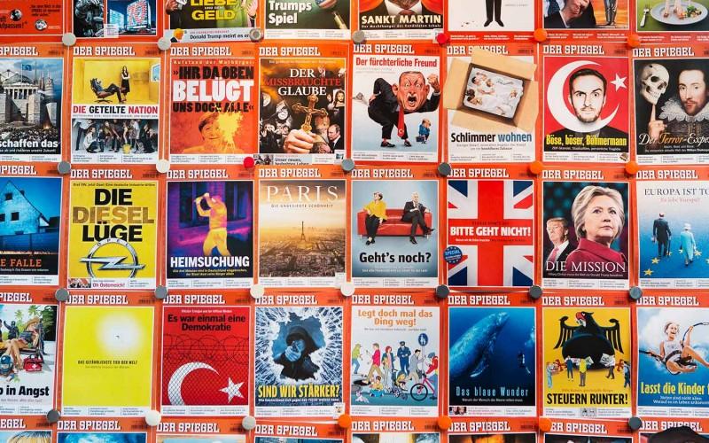 Spiegel har i syv rtier udfordret magten l s hele for Journalist spiegel