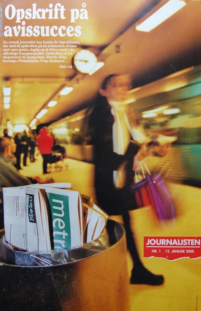 Journalistforbundet utvidgar varsel
